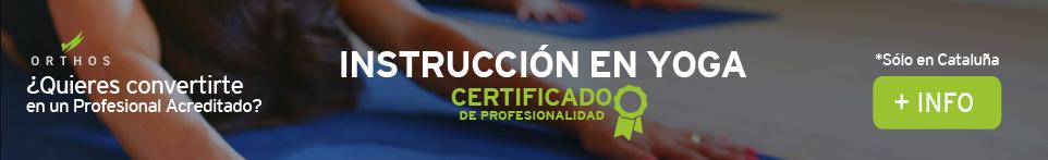 CertificadoProfesionalidadYoga